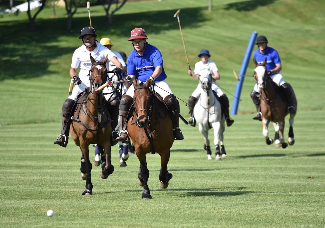 Friday Night Polo Match