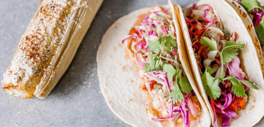 Fish Tacos - Freedom a la Cart meal kit recipe
