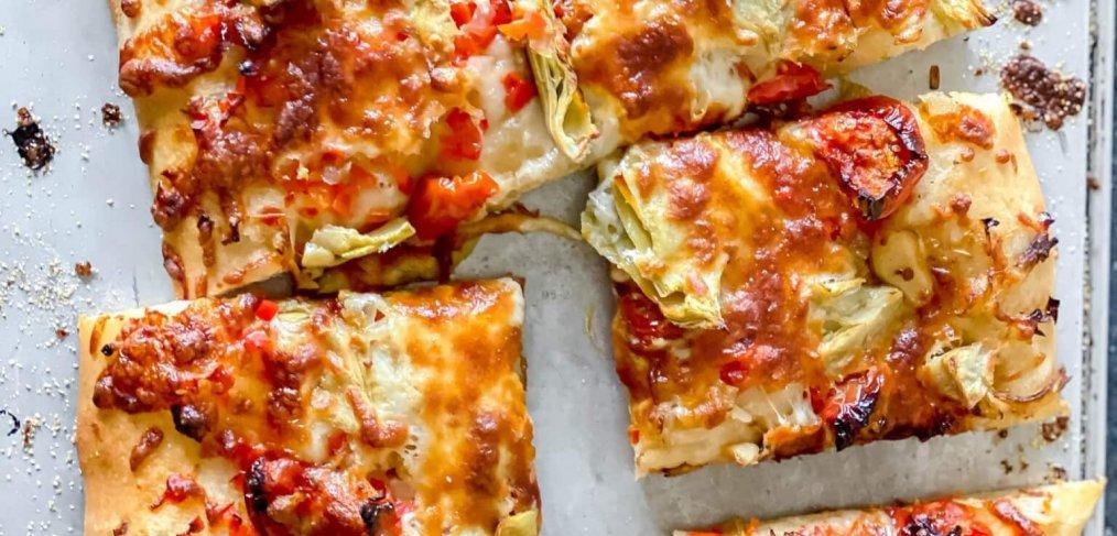 Focaccia Pizza - Freedom a la Cart meal kit recipe