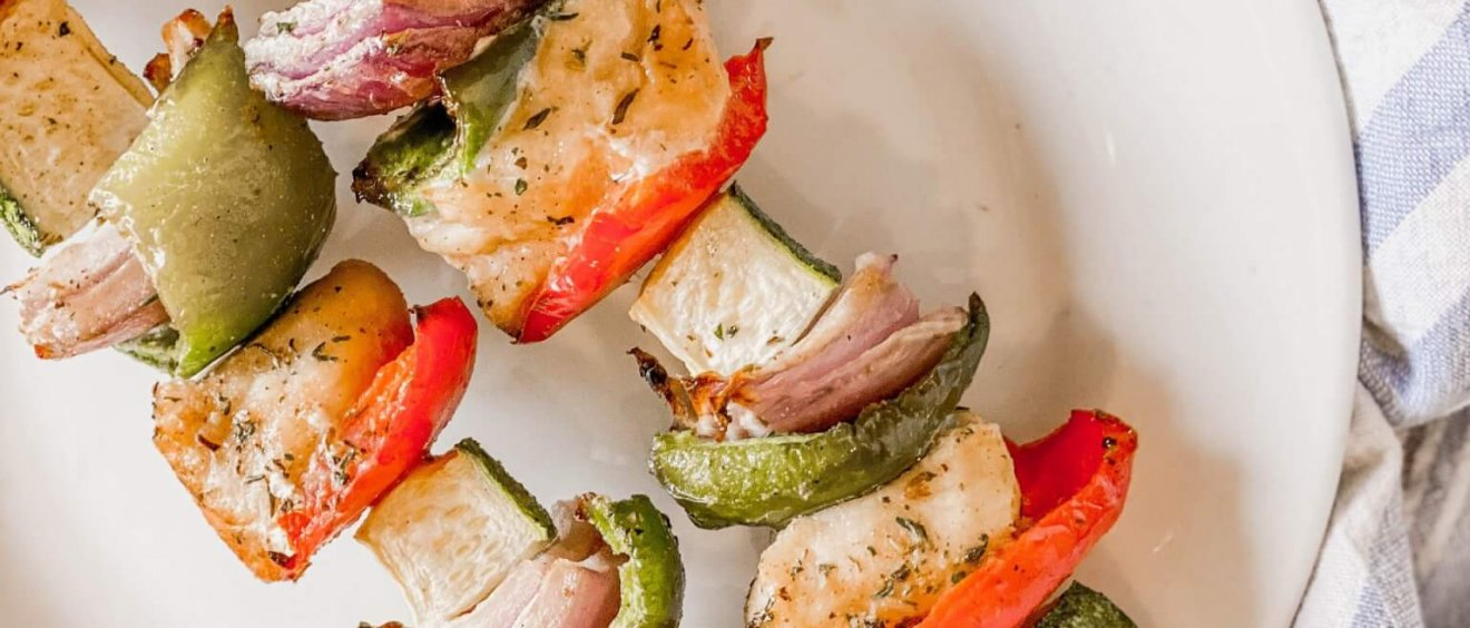 Chicken Kabobs - Freedom a la Cart Meal Kit Recipe